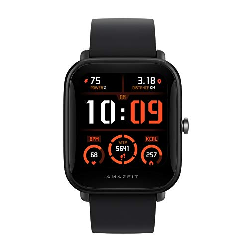 Amazfit Bip U Pro Smart Sports Watch with SpO2, Bulit-in Alexa and GPS, Electronic Compass, 60+ Sports Modes, 5 ATM…