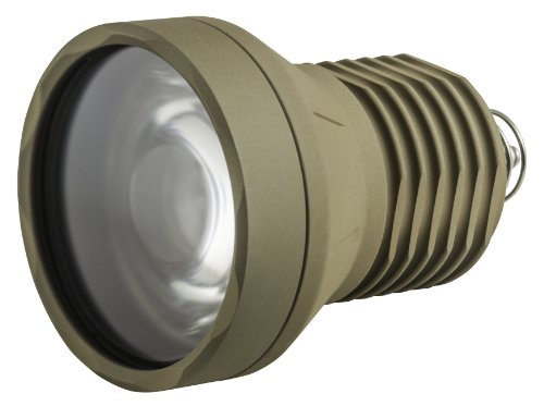 Surefire White Hard Flashlight (SureFire KX9T LED Conversion Turbohead,)