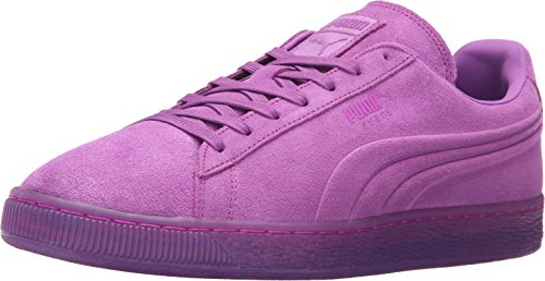 Fluo Emboss Sneaker Iced Fashion Cactus PUMA Men's Purple Suede Flower xP6nIUUq