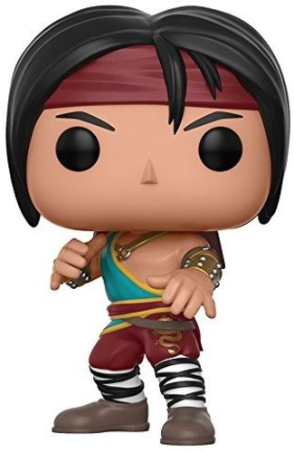 Funko Pop Games: Mortal Kombat Liu Kang Collectible Vinyl (Liu Kang Mortal Kombat Costume)