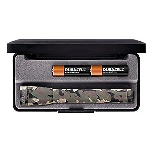 Maglite Mini incandescente celdas AA Linterna, Negro 3