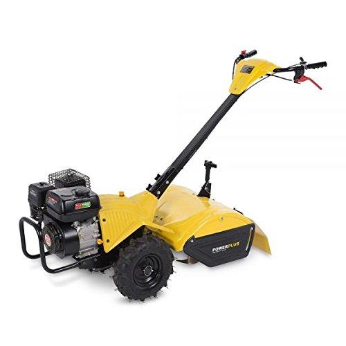 Vertikutierer Benzin Motorhacke Gartenfräse Hackfräse Bodenhacke Motorfräse Kultivator Bodenfräse 6,5 PS
