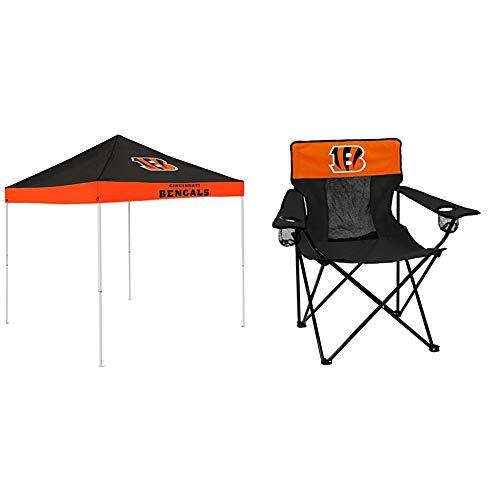 (Cincinnati Bengals Tent and Chair Package)