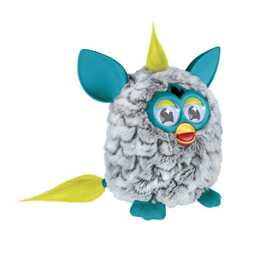 Furby (Gray/Teal) by Furby (Image #1)