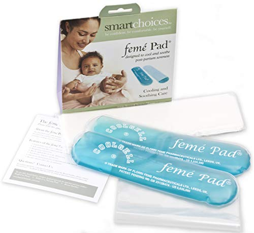- Feme Pad - Reusable Feminine Cold Pack for Postpartum and Post Surgical Pain Relief