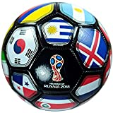 FIFA Official Russia 2018 World Cup Official Licensed Size 5 Ball 12-10
