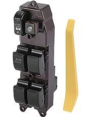 X AUTOHAUX Power Window Master Switch 84820AA050 8482001021 for Toyota Sienna Matrix Camry