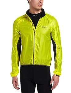 Amazon Com Craft Men S Performance Bike Light Jacket Athletic Shell Jackets Sports Amp Outdoors