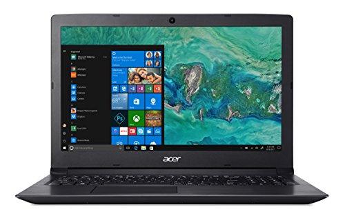 "Acer Aspire 3 | A315-53G-51GB - Ordenador portátil 15.6"" HD LED (Intel Core i5-8250U, 8 GB de RAM, 256 GB SSD, Nvidia MX130 2GB, Windows 10 Home) Negro - Teclado QWERTY Español 5"