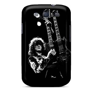 Awesome Case Cover/Galaxy S3 Defender Case Cover(led Zeppelin Jimmy Page)