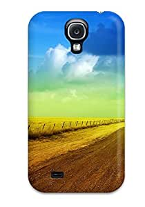 Premium Protection Lighthouse Case Cover For Galaxy S4- Retail Packaging