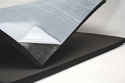 "36"" x 48"" Elastomeric Insulation Sheet"