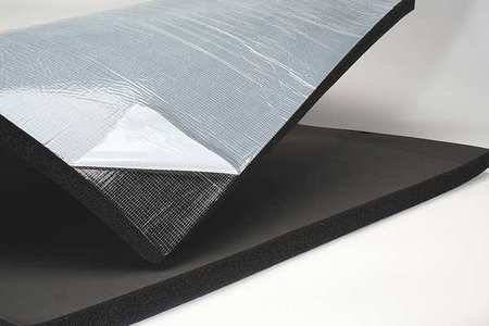 36'' x 48'' Elastomeric Insulation Sheet by K-Flex USA