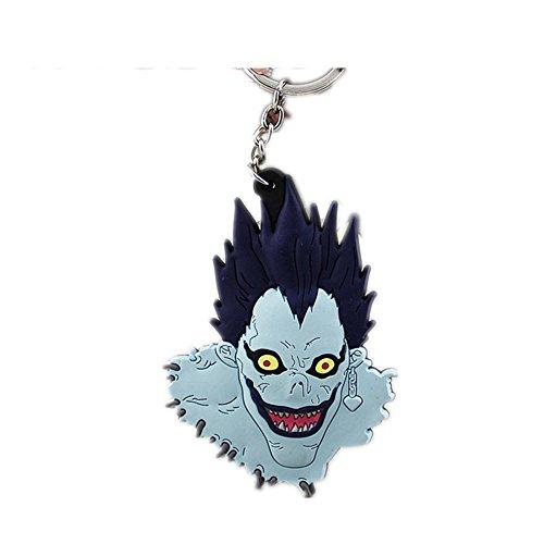 Death Note Ryuuku PVC Figure Model Pendant Keychain