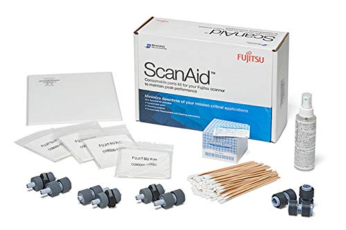 Fujitsu Scanaid - Scanner Consumable Kit - For Fi-6670, 6670A, 6770, 6770A ''Product Type: Supplies & Accessories/Scanner Supplies & Accessories''