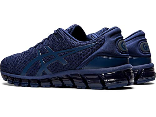 sports shoes 91ee2 8e076 ASICS Men's Gel-Quantum 360 Knit 2 Running Shoes, 11M, Indigo Blue/Indigo  Blue
