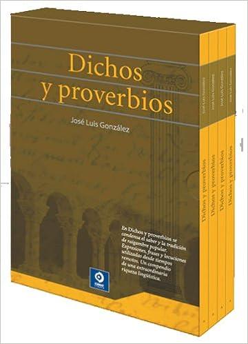 Dichos y proverbios (Estuches de cultura popular) (Spanish ...