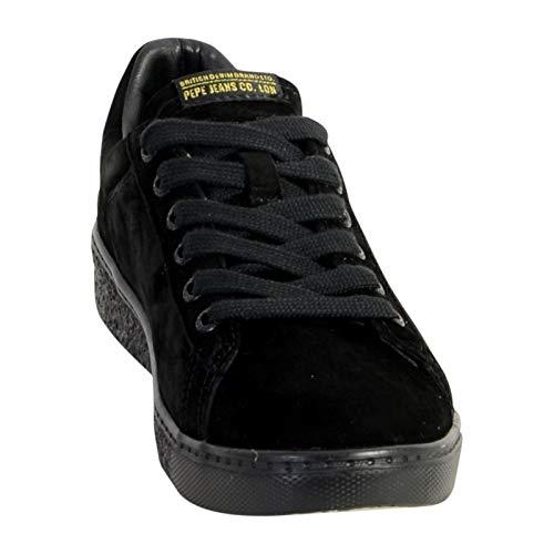 Roxy Bass Basket Jeans Noir Pepe qUpEwtnx1