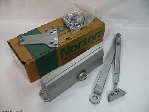 Norton Closers 1601689 1601 689 Aluminum Closer, Sex Nuts by Norton Closers