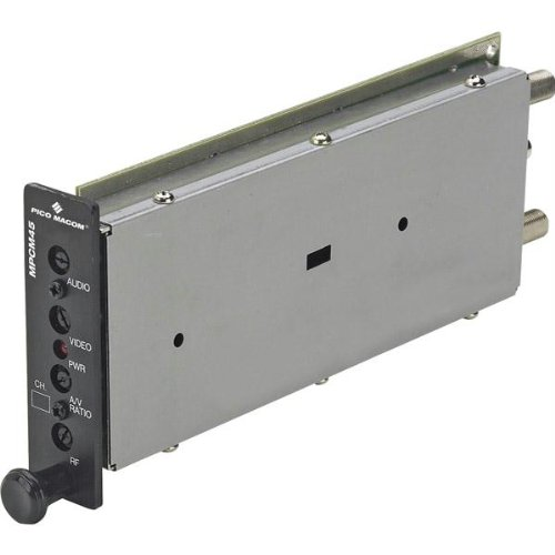 - Pico Macom MPCM45 Channel 6 Universal Mount RF Modulator