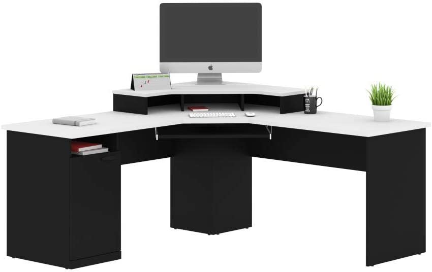 Bestar, Hampton Collection, Corner Desk