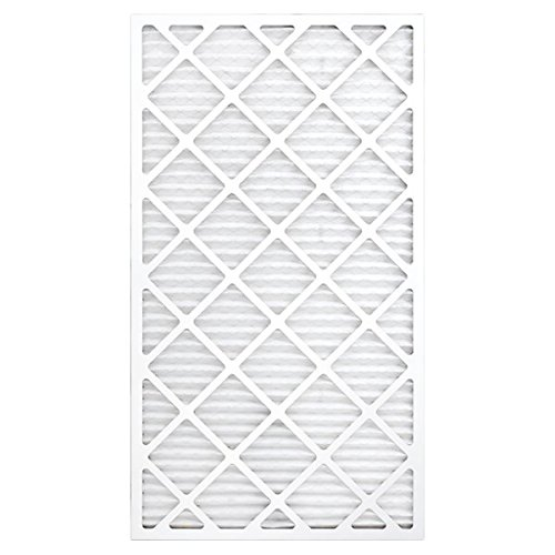 AIRx Filters Allergy 20x36x1 Air Filter MERV 11 AC Furnace Pleated Air Filter Replacement Box of 12, Made in the USA