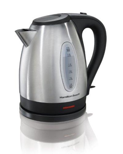 Hamilton Beach Stainless Electric Kettle