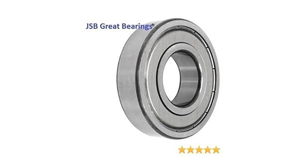 6305-2RS Premium 6305 2rs seal bearing 6305 ball bearings 6305 RS ABEC3 Qty.2