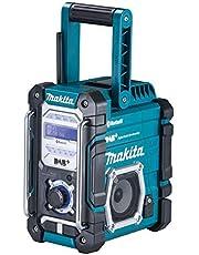 Makita DMR112 accu-bouwplaatsradio 7, 2V - 18V met DAB+ en Bluetooth