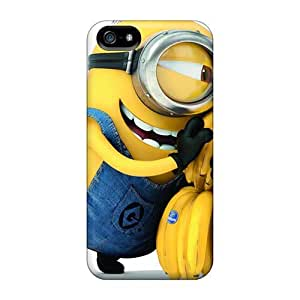 Scratch Protection Hard Cell-phone Cases For Iphone 5/5s (kAF4861wzWA) Provide Private Custom Beautiful Cartoon Movie 2015 Pattern