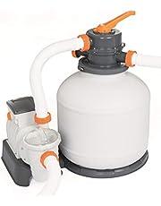 Bestway Flowclear Zandfilterinstallatie met ChemConnect.