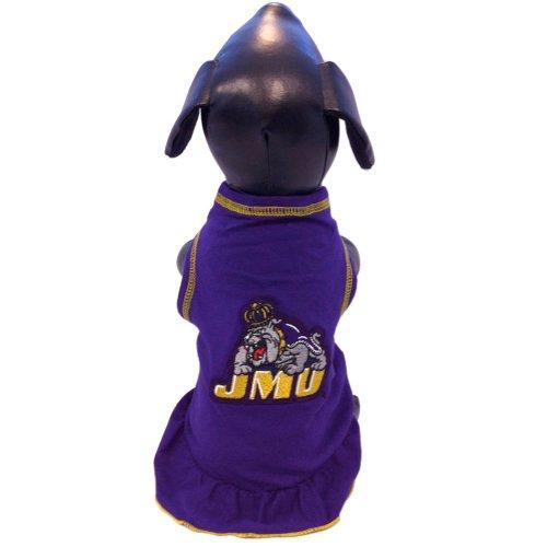 NCAA Drake Bulldogs Cheerleader Dog Dress X-Small