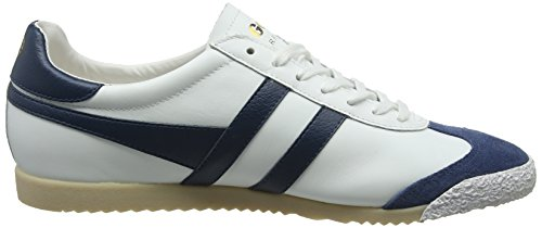 Harrier 50 Sneaker Gola Bianco Uomo Baltic Ex White Leather wZqz5dn6
