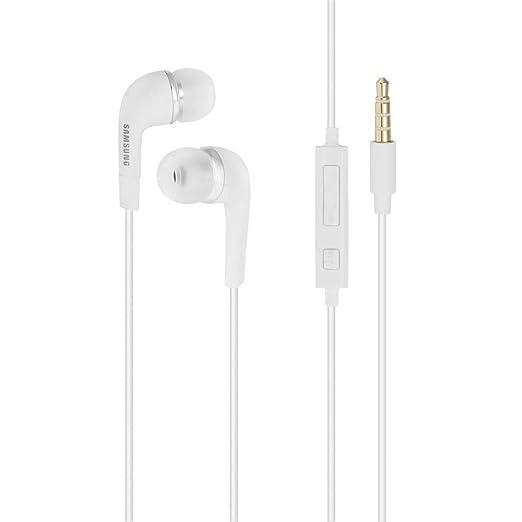 7 opinioni per Samsung EHS64- Auricolari con microfono e comandi per Galaxy SIII S3, colore