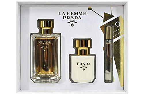 Prada Candy For Women 2 Piece Set 2.7 Oz Eau De Parfum Spray 7 Ml Mini With Ornament