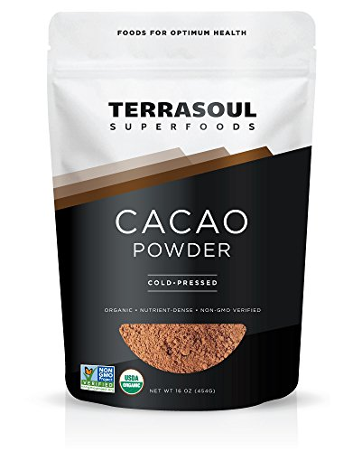 Terrasoul Superfoods Organic Cacao Powder product image
