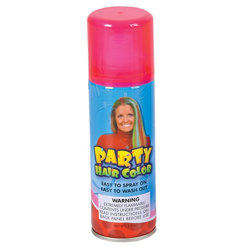 Party Hair Color - Pink