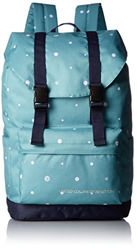 [Benetton] Backpack 2BE 8390 RK Emerald Emerald