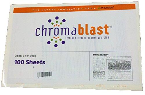 Sawgrass Chromablast Heat Transfer Paper 11'' x 17'' - 100 Sheets 13111715 by Sawgrass