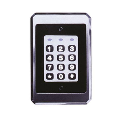 International Electronics 0-212ILW -0230722- IEI Door-gard Illuminated On-off Weatherproof Keypad