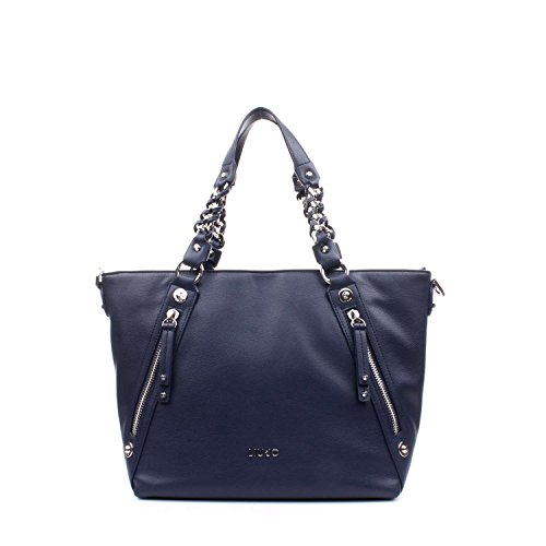 Liu Jo Lavanda Shopper Borsa tote 31 cm blau, blau
