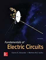 Fundamentals of Electric Circuits, 6th Edition Front Cover