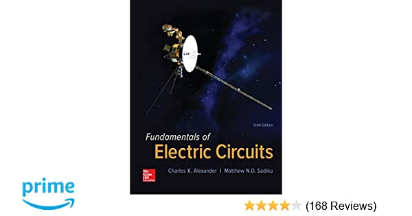 Fundamentals Of Electric Circuits Charles K Alexander Matthew