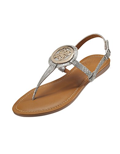 BW Sandals Women's Chia Silver Sandals