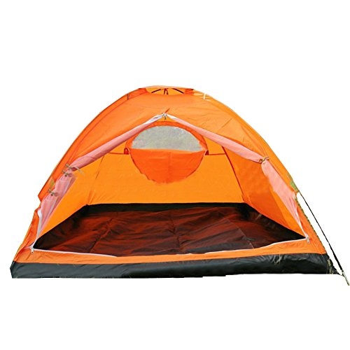 ATAT Dome Round Window Tent Double Outdoor Beach Tent -
