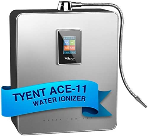 Just Introduced Tyent ACE-11 Turbo Extreme Water Ionizer with Hydrogen Boost Sleek New Design