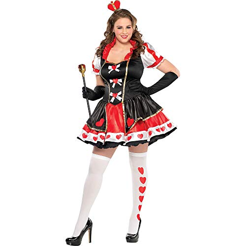 AMSCAN Charmed Queen Halloween Costume for Women, Plus Size, with Included -