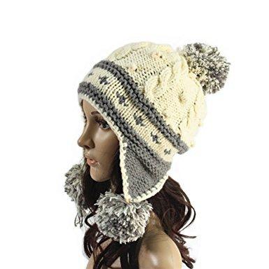 Ibeauti Exquisite Womens Crochet Knitted