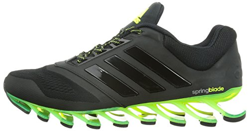 3453fdf217ea ... discount code for adidas mens springblade drive 2 m core black solar  yellow and solar yellow