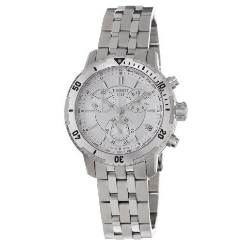 (Tissot PRS 200 Chrono Silver Dial Men's watch #T067.417.11.031.00)